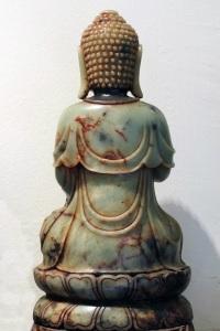 jade buddha back