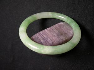 A Perfect Jade Bracelet