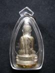 Phra Kring, B.E.2539 ( Silver, Gold base ) Wat Changhai, Patanne