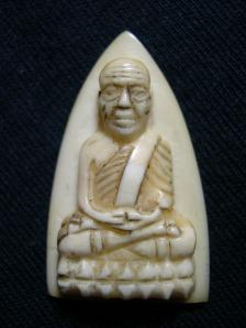 Phra Luangpu Thuad, Ivory,