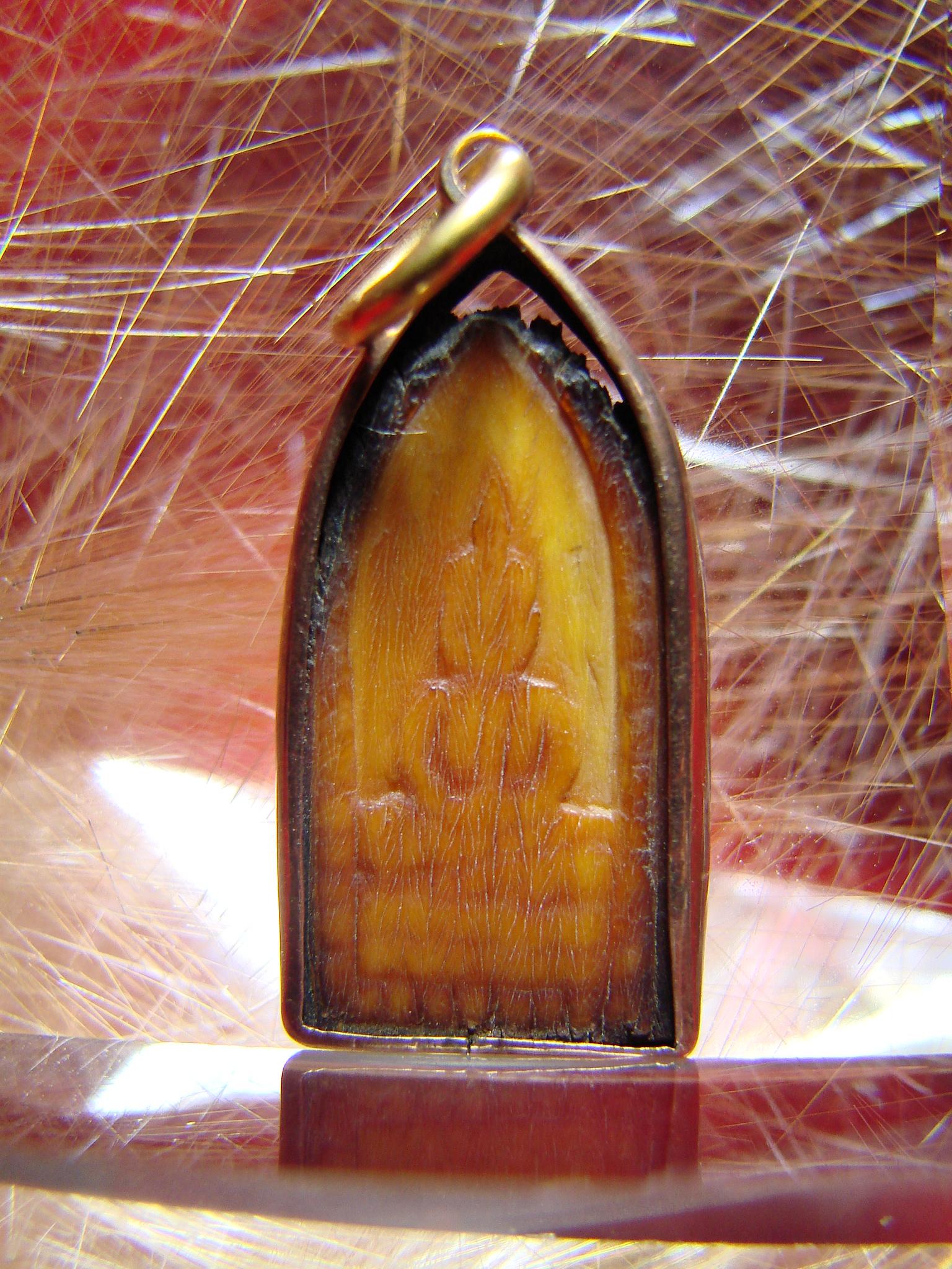 Antique ivory ahaina antique ivory nang gwak and buddha pendant mozeypictures Choice Image