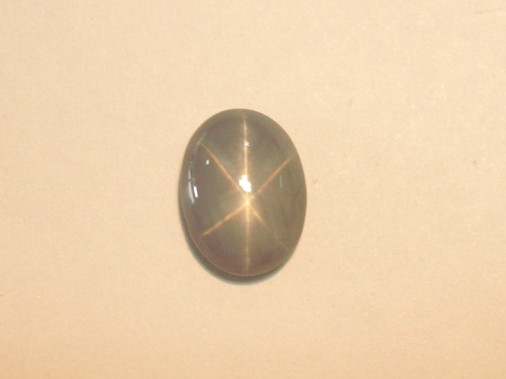Natural Star Sapphire Stone